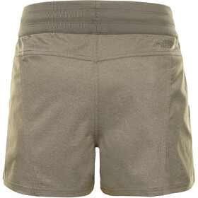 The North Face Aphrodite 2.0 Short Femme, new taupe green heather